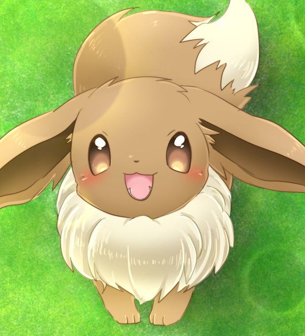 how to make an eevee egg
