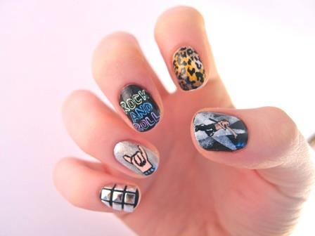 rock of age nails