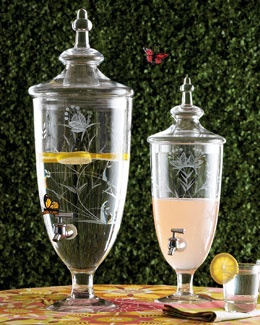 """Savannah"" Beverage Dispensers"