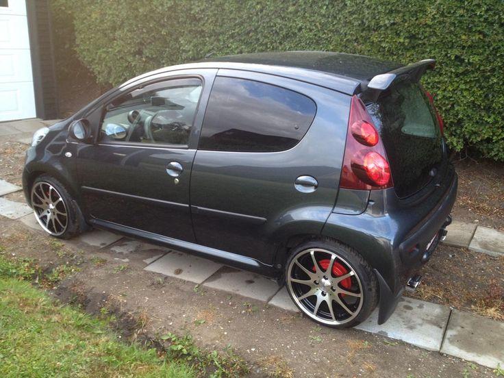 Peugeot 107 billede 8