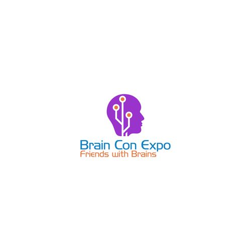 Logo for state-of-the-art nonprofit! 🌟 Help revolutionize Brain Con Expo Design by Mikhail_17