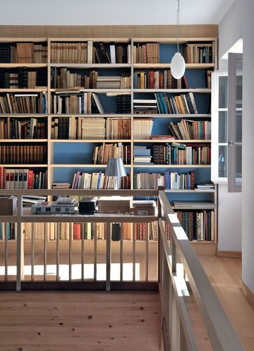 i want a library like this