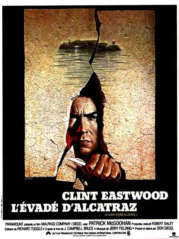 L'Evadé d'Alcatraz (Enfer carcéral)