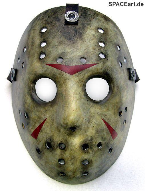 Freddy vs. Jason: Jason Maske, Maske ... http://spaceart.de/produkte/fvj002.php