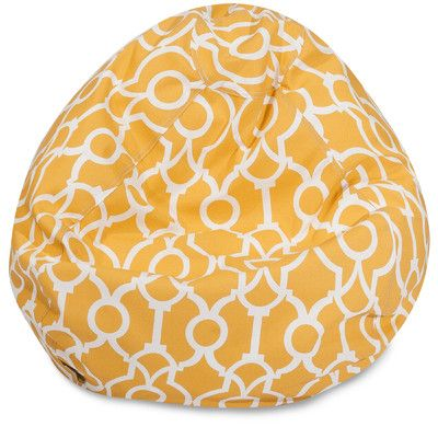 Athens Classic Bean Bag Chair Color: Citrus - http://delanico.com/bean-bag-chairs/athens-classic-bean-bag-chair-color-citrus-640360154/