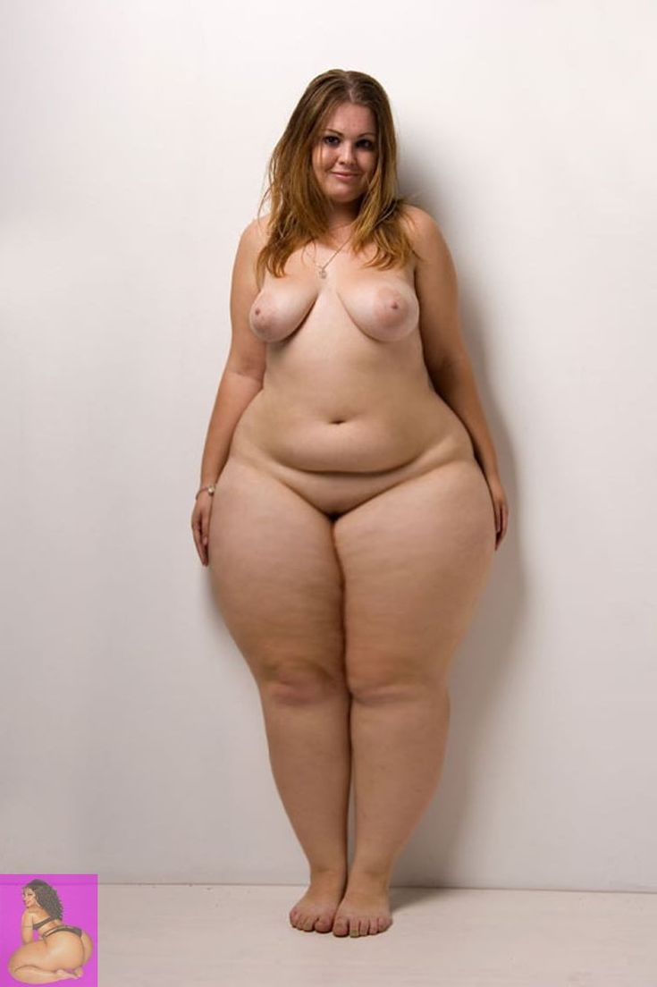 Hot Nude Chubby Women