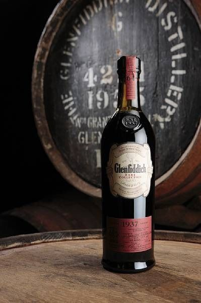 Glenfiddich - 1937 Single Malt Whisky own one. Maybe not this year but own one and sip it, neat! NO ICE!