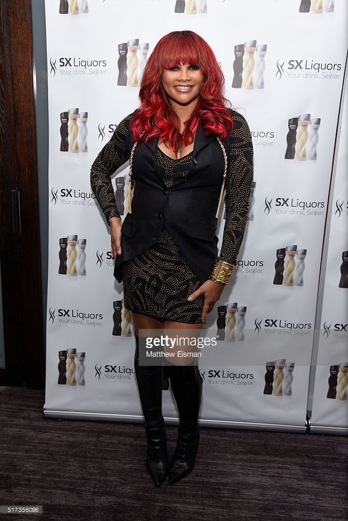 Sandra Denton i love the 90s | Sandra Denton of the rap group Salt-n-Pepa attends the I Love 90's ...