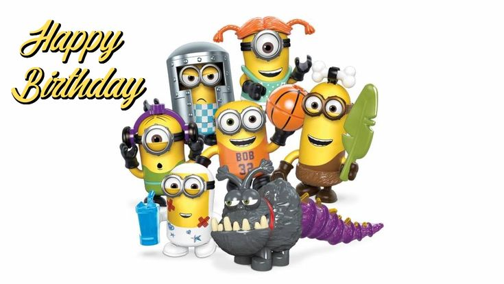12 Best Despicable Me Birthday Ecards Images On Pinterest