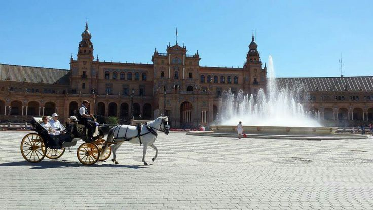 Sevilla, the most beautiful and glorious arhitectural town
