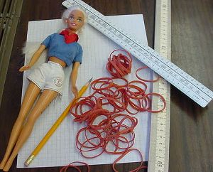 Barbie Bungee Math--did this at math conference last year...will be doing in my class this year.