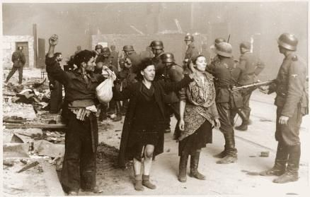 Warsaw Ghetto Uprising                                                                                                                                                                                 More