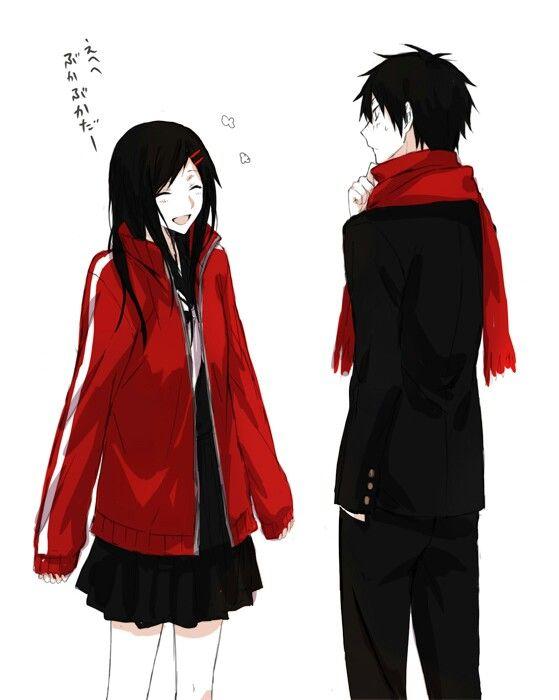 Kagerou Days: Shintaro and Ayano