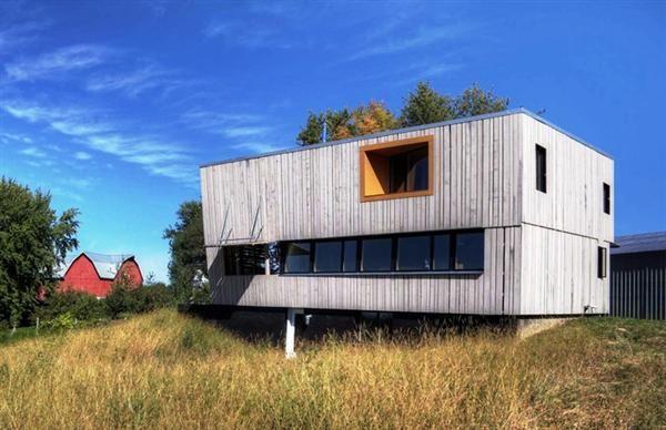 Blair's Barn House