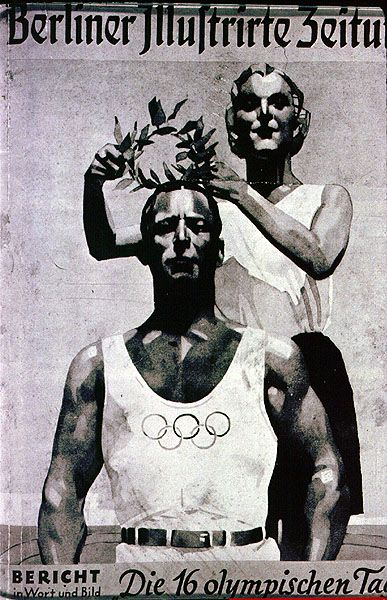 nazi propaganda and the olympics More about the nazi games - berlin 1936 in the end, 49 nations agreed to take part in the berlin games - more than ever before under enormous time pressure, the largest olympic building program so far got on its way.