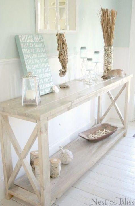 beach-and-coastal-living-room-decor-ideas New house Pinterest