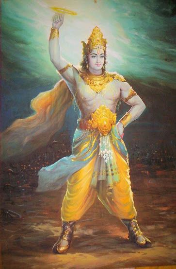 Lord Krishna - The Essence of Universe - Google+ //LORD KRISHNA ask Yudhisthir to stop his brothers Bheema and Nakul and Explains How Guru drona son ashwatthama got this Astra.