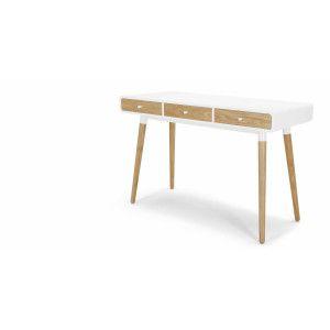 De Edelweiss was al favoriet in langwerpig formaat, maar dit bureau is minstens net zo praktisch en mooi.