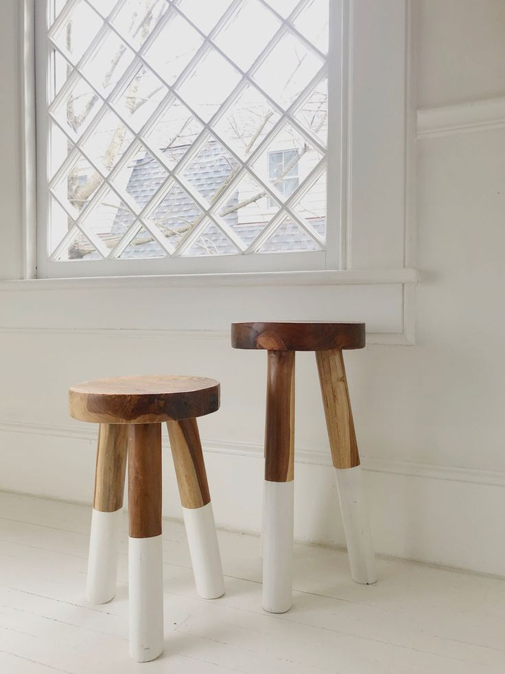 Win A Pair Of Serena Lily Dip Dyed Stools Instagram Giveaway