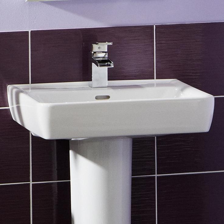 Laufen Pro Basin with Full Pedestal