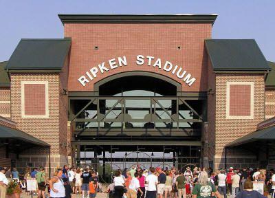 Ripken Stadium - Aberdeen, Maryland