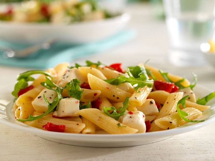 Celebrate the great outdoors with Barilla Penne Salad with ...