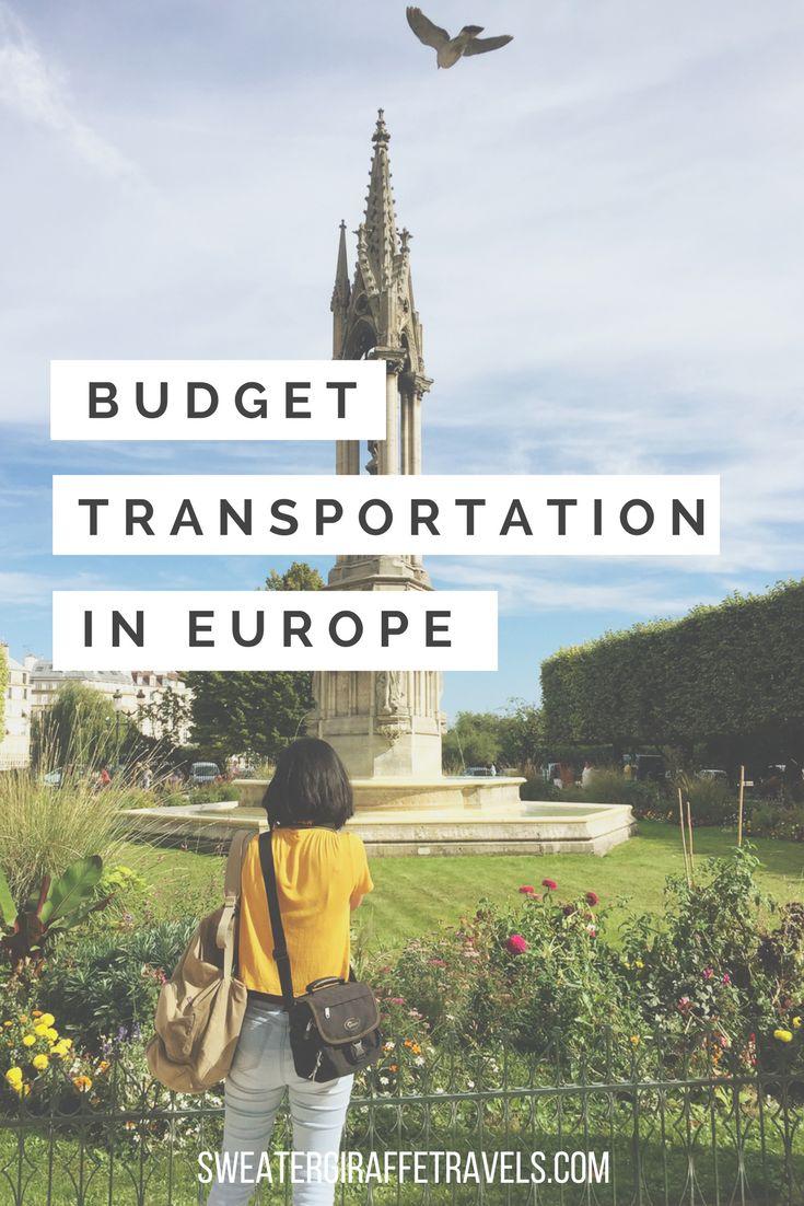 travel tips transportation budget flights