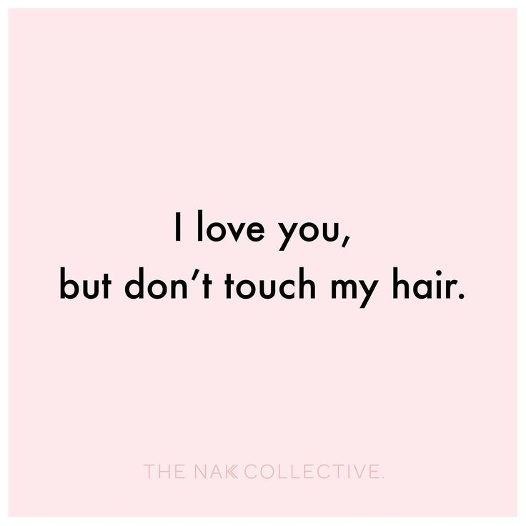 real talk!  #TheNAKCollective #NAKhair