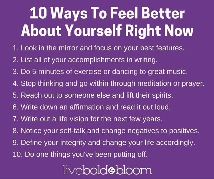 Best Self Improvement Tips