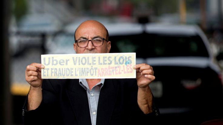 Uber reportedly will withdraw from Quebec rather than abide by new rules