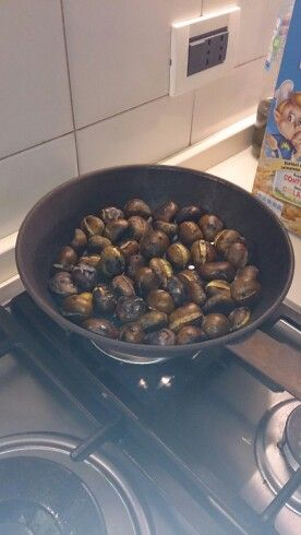 Castagne arroste