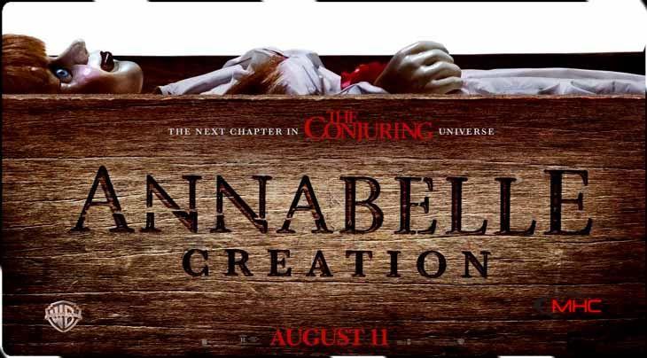 Annabelle: Kötülüğün Doğuşu – Annabelle: Creation | Fragman |