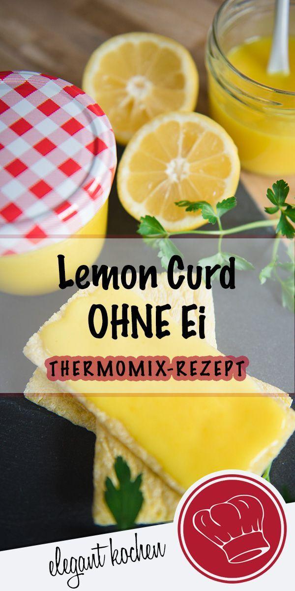 Zitronencreme thermomix