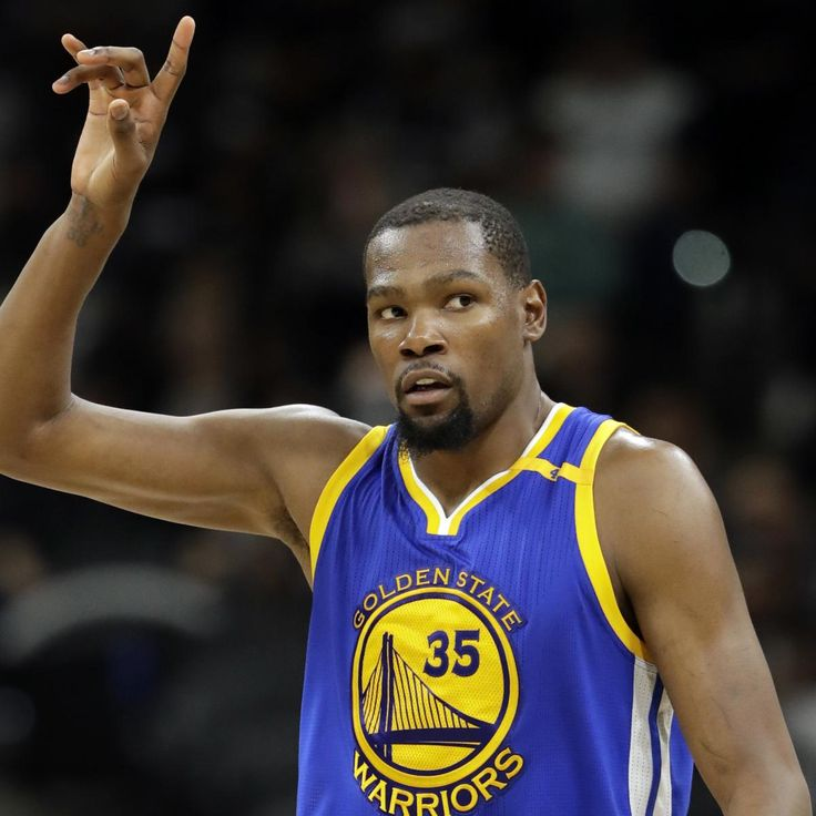 Kevin Durant Says He's Not to Blame for NBA's Parity Concerns | Bleacher Report
