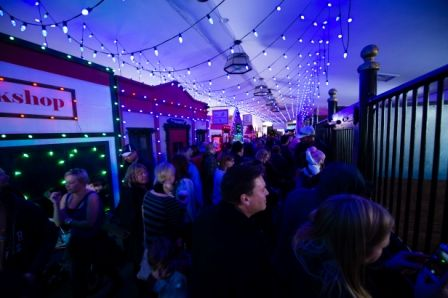 The International Christmas Market, presented by TELUS #NoelSM