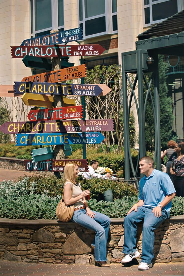 Weekend Guide Charlotte, NC - Southern Living
