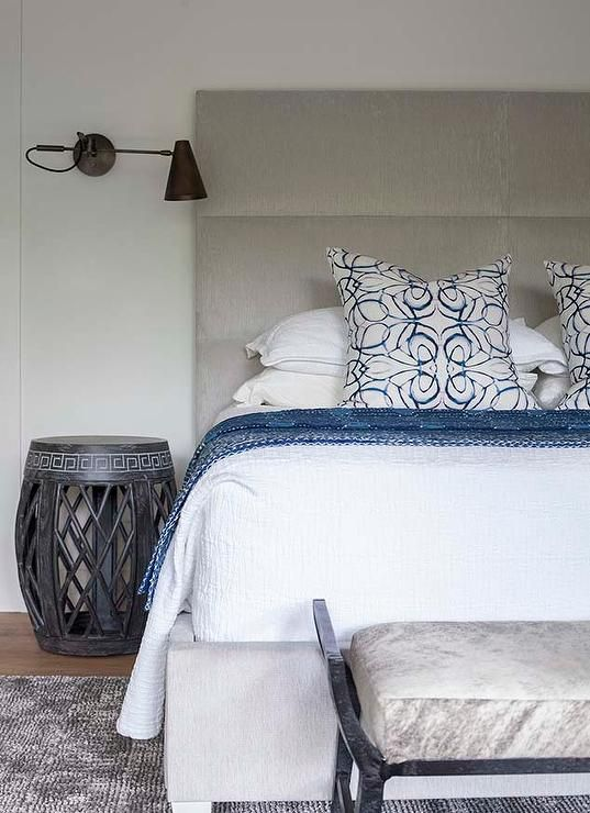 navy and slate bedroom 2054 best images about home on pinterest ikea hacks tufted