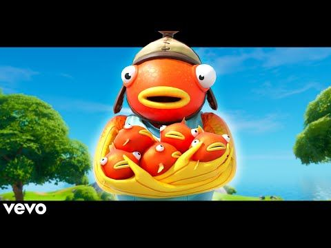 Tiko Fishy Fishy Fishy Official Music Video Youtube In 2020 Best Gaming Wallpapers Fishy Funny Gaming Memes