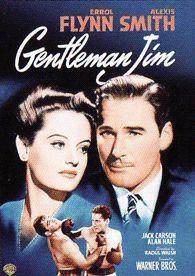 Gentleman Jim (1942) EEUU. Dir.: Raoul Walsh. Drama. Comedia. Biográfico. S. XIX – DVD CINE 1787