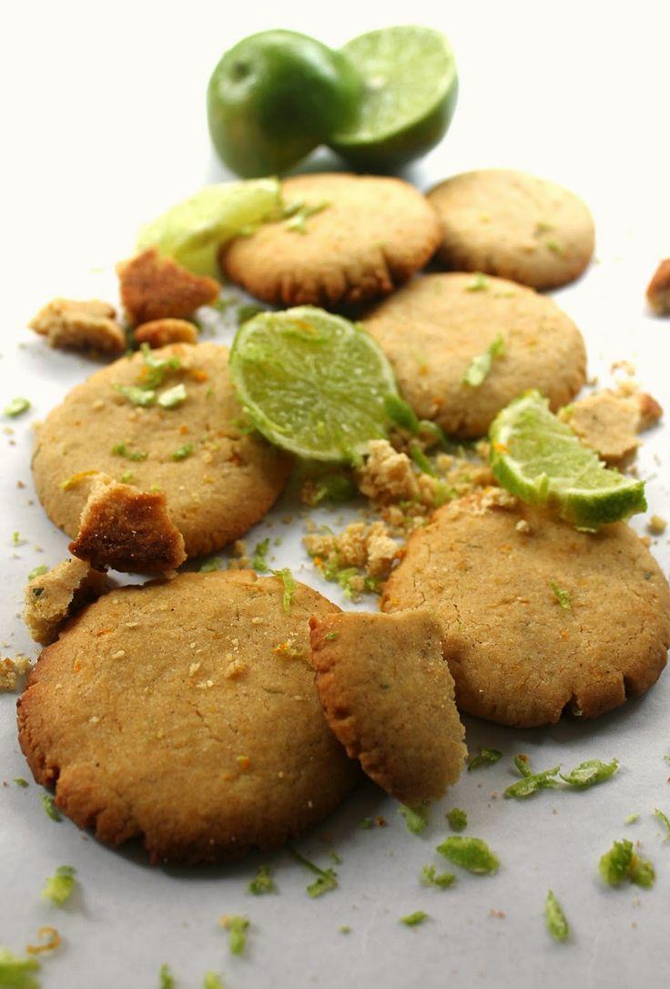 The love bagage: Warme koekjes met citrus