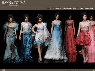 Hanna Touma İlkbahar-Yaz 2015 - Couture