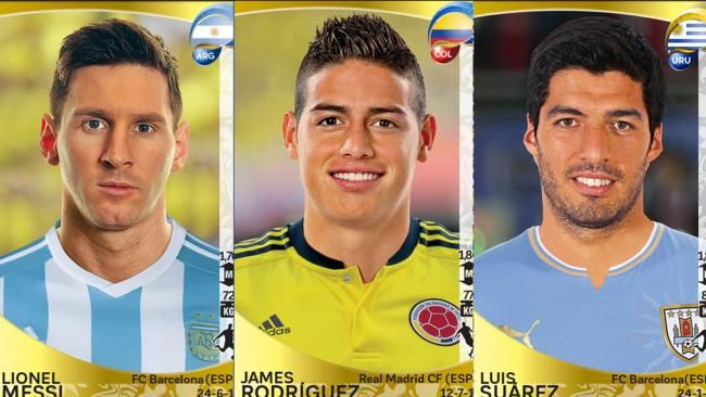 Lanzan álbum de figuritas de la Copa América Centenario | Día a Día