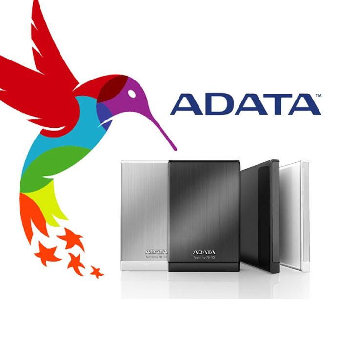 Find More External Hard Drives Information about ADATA ...