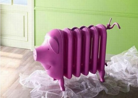Dipingere termosifoni fai da te!