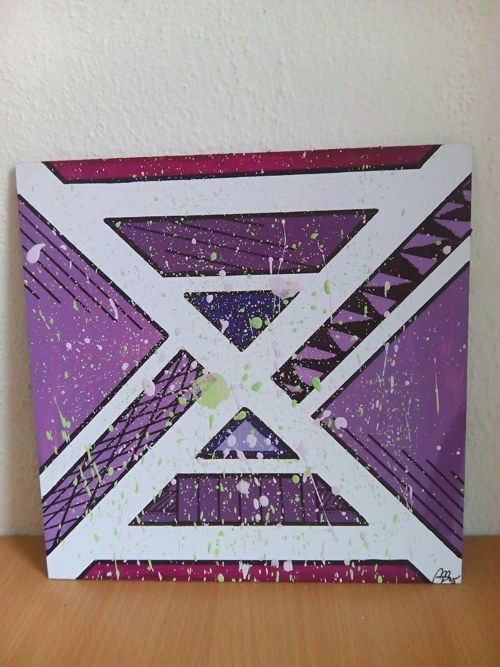 Purple? Why not.... #ABSTRACT