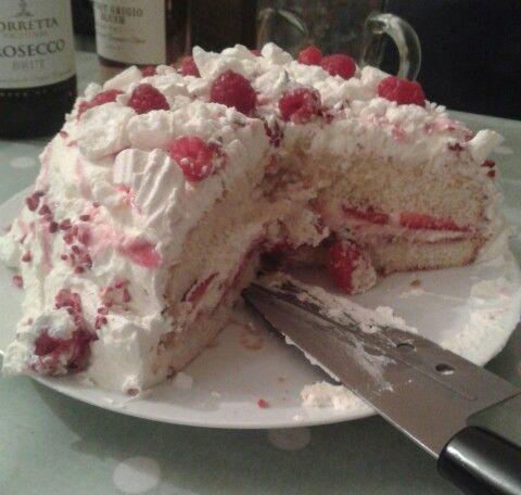 Eat'n'mess cake