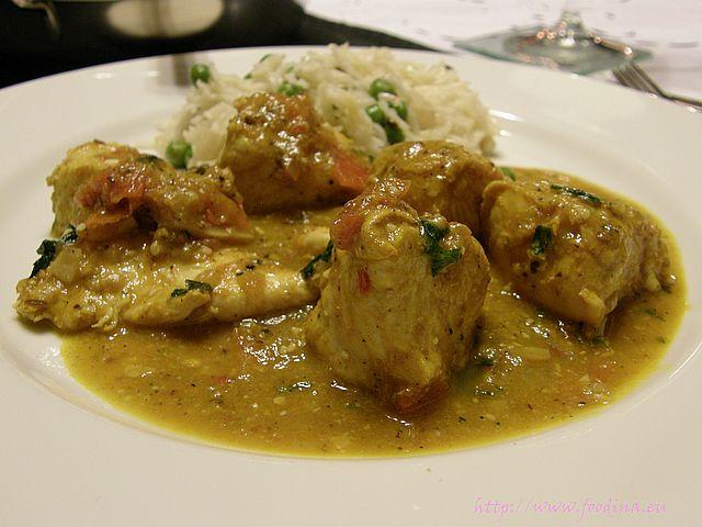"""Sehr viele indische Rezepte hier Chicken """"Vindaloo"""" - würziges Hühnercurry aus Kerala"""