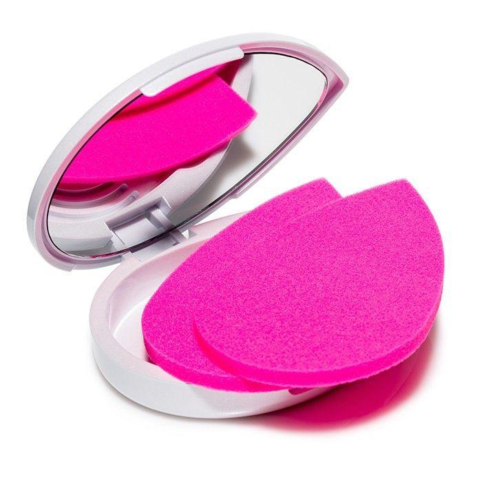 Reusable blotting sponges! Perfect for travel! Beauty Blender Blotterazzi