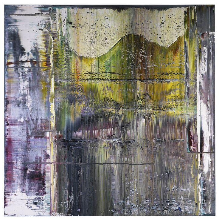 """Gerhard Richter,""""Haggadah"""", 2014.Герхард Рихтер.Абстрактный принт(N 317 из 500 отпечатков).В феврале 2016 в Лондоне пройдет неделя торгов современным искусством Christie's(4000-5000 фунтов)"""