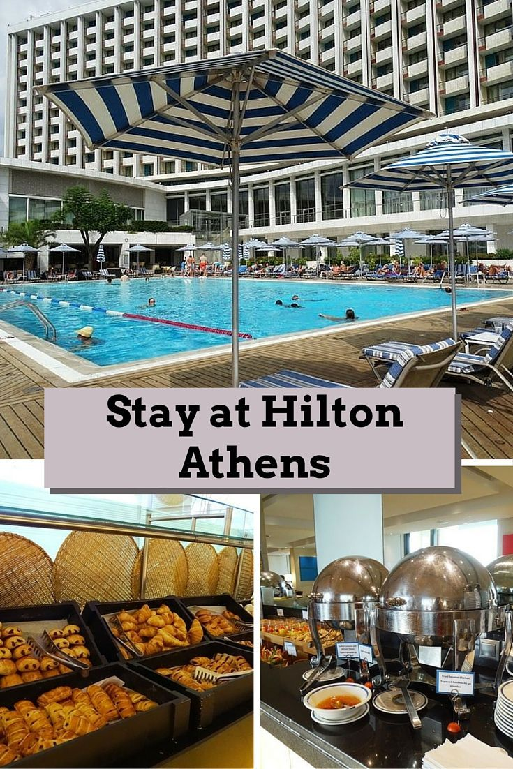 Hilton Athens - A luxury stay in the heart of the city